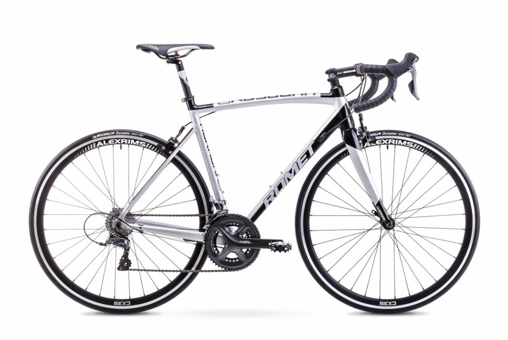 ROMET HURAGAN 2 + 2018 országúti kerékpár versenybicikli