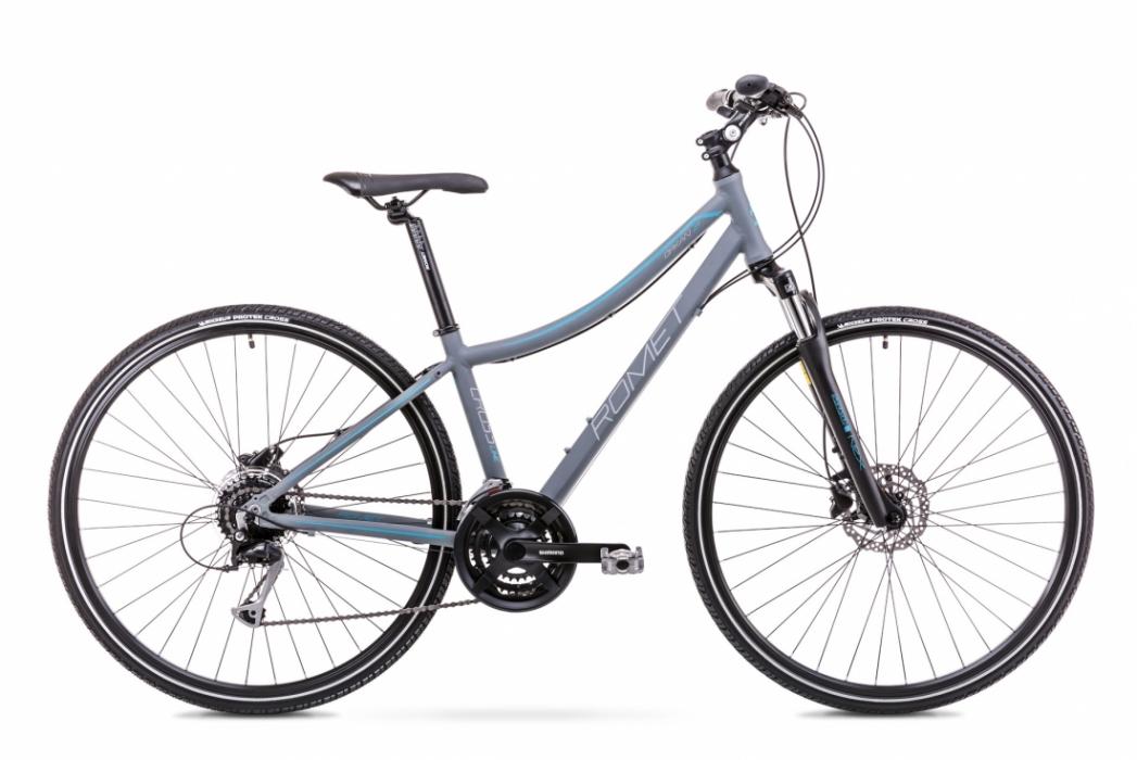 ROMET ORKAN 3 LADY 2019 női crosstrekking kerékpár