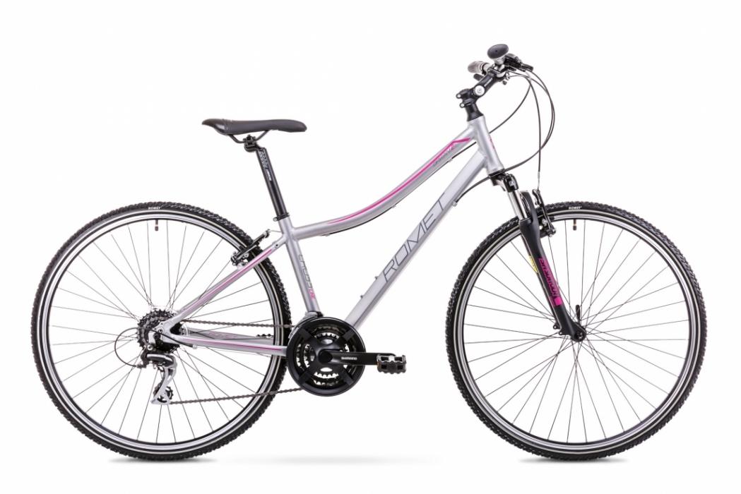 ROMET ORKAN 2 LADY 2019 női crosstrekking kerékpár