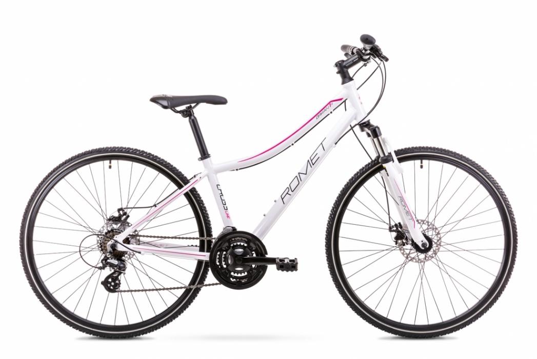 ROMET ORKAN 1 LADY 2019 női crosstrekking kerékpár