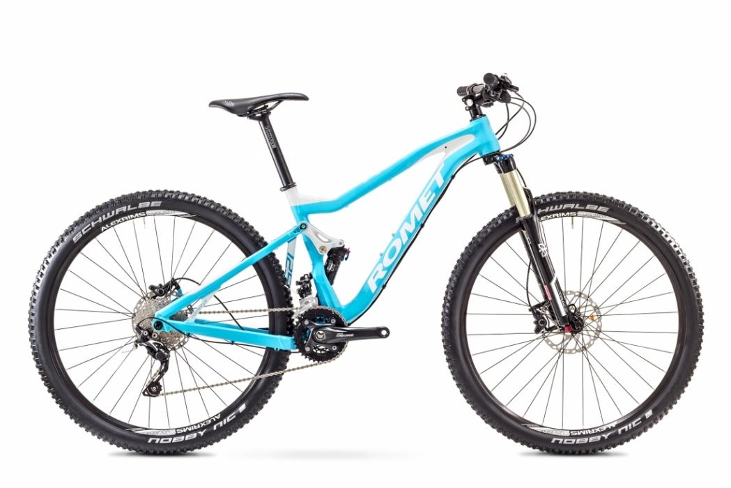 ROMET KEY 1 2018 összteleszkópos mountain bike