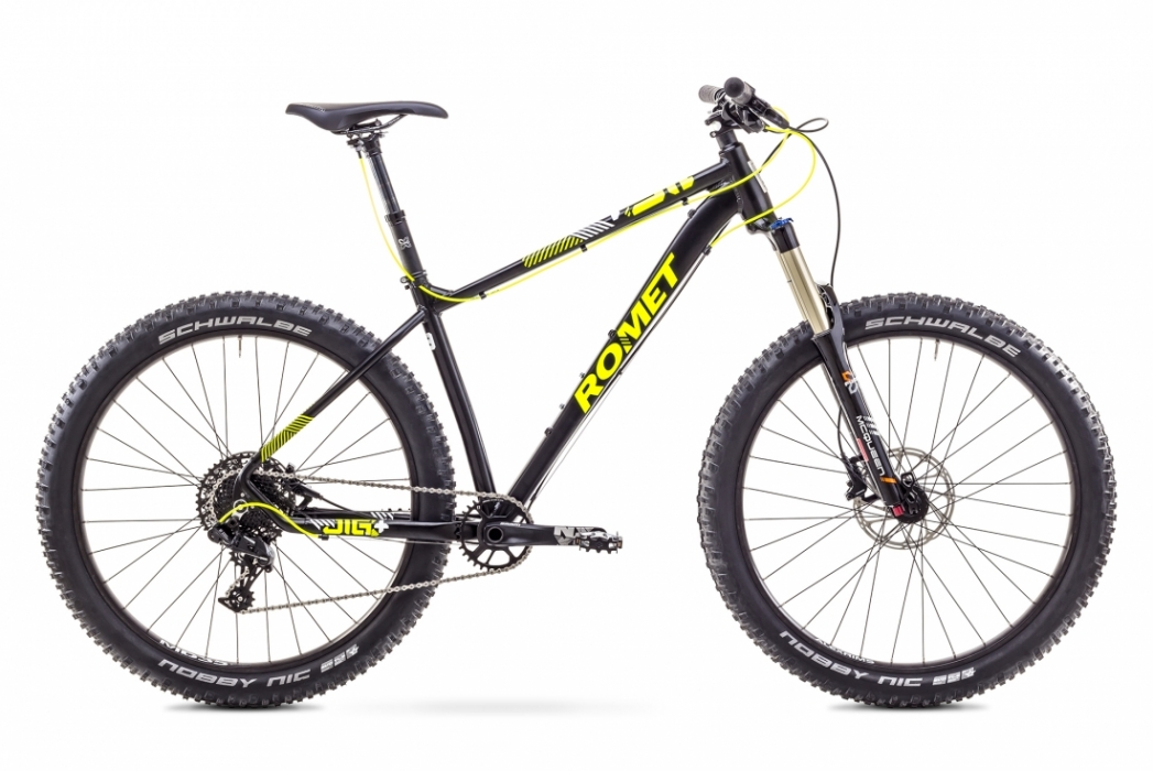 ROMET JIG + 2018 trail kerékpár