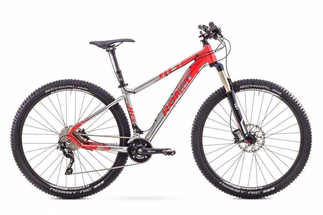 ROMET JIG 2018 trail bicikli
