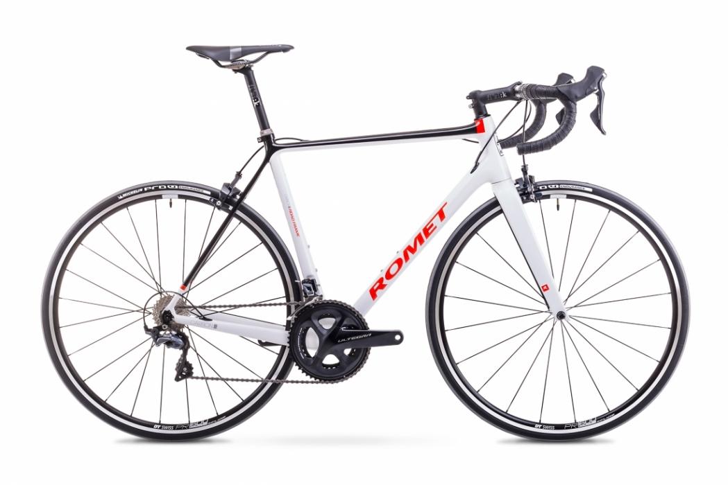 ROMET HURAGAN CRD TEAM 2018 karbon országúti kerékpár versenybicikli