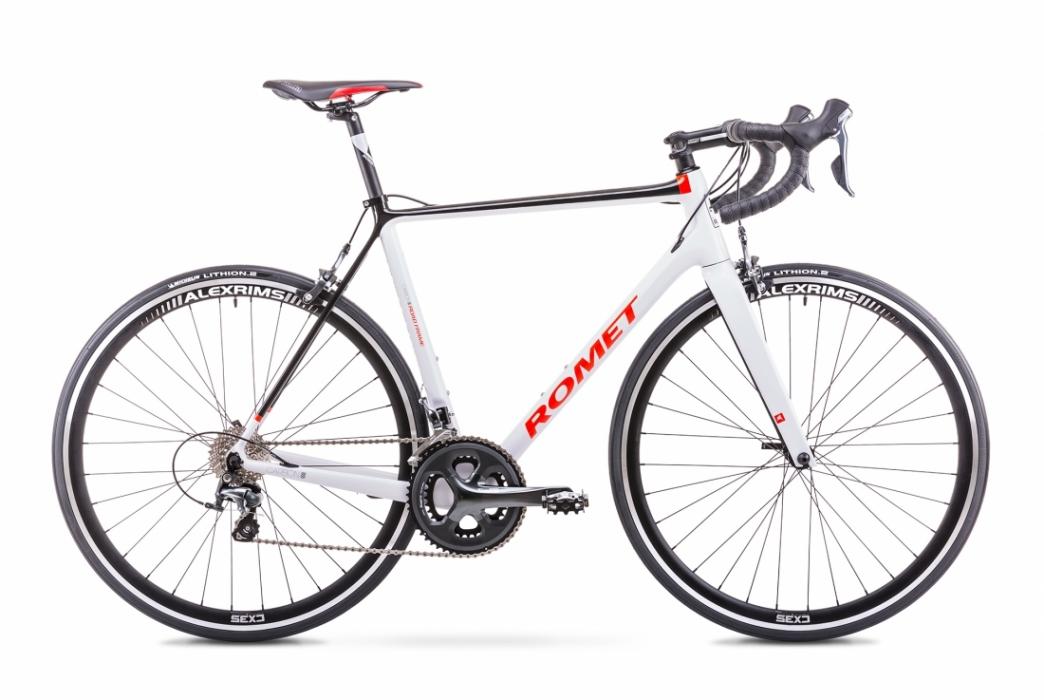 ROMET HURAGAN CRD 2018 karbon országúti kerékpár versenybicikli