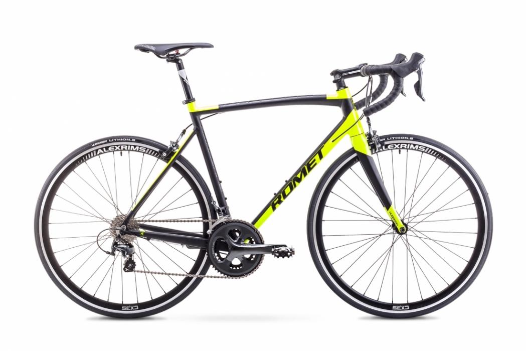 ROMET HURAGAN 4 2018 országúti kerékpár versenybicikli