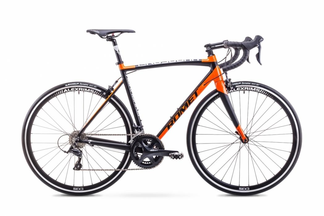 ROMET HURAGAN 3 2018 országúti kerékpár versenybicikli