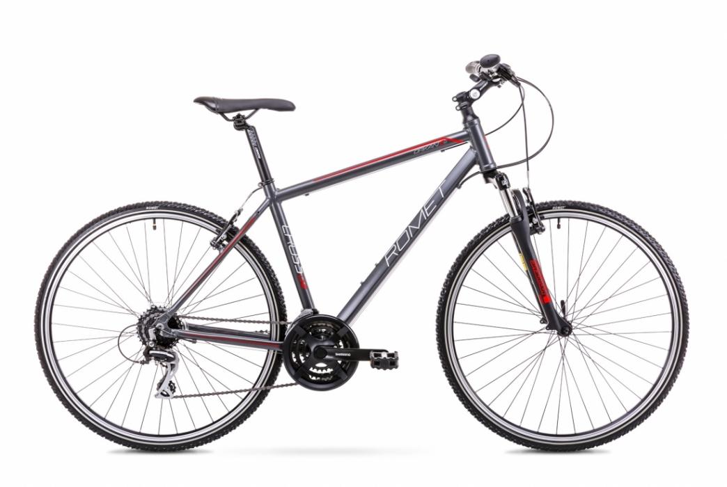 ROMET ORKAN 2 2019 férfi crosstrekking kerékpár