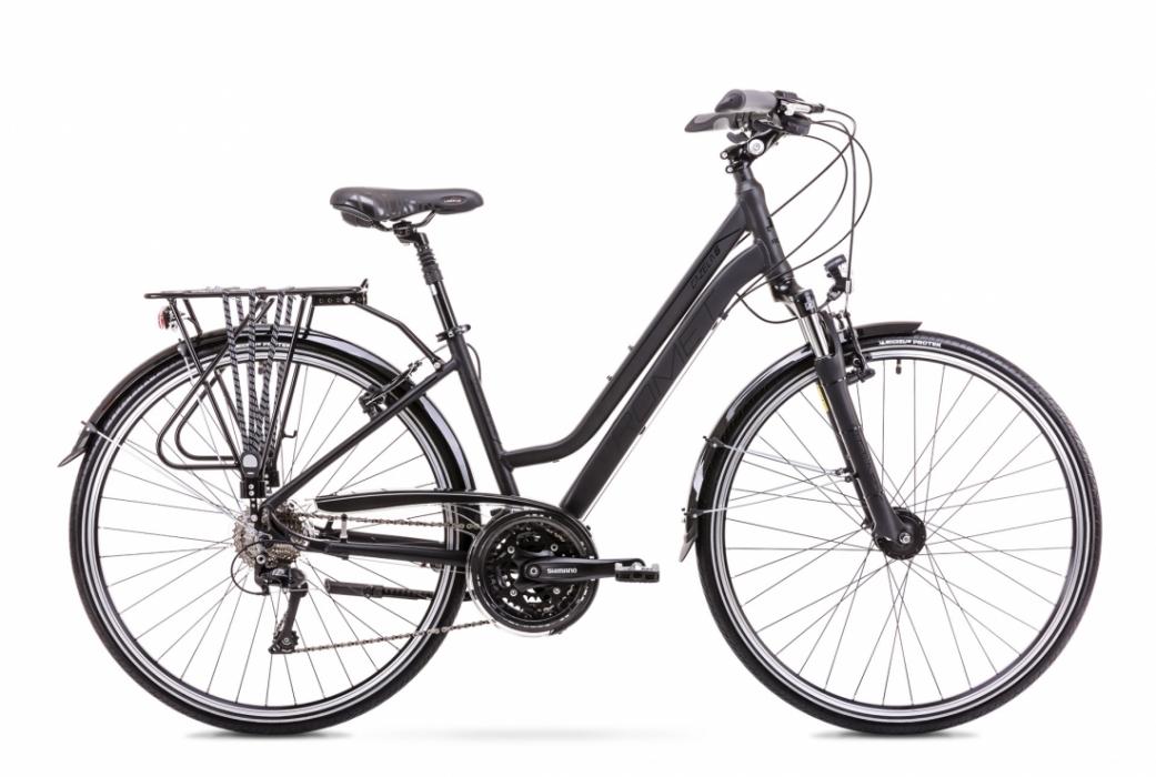 ROMET GAZELA 6 2019 női trekking túra kerékpár
