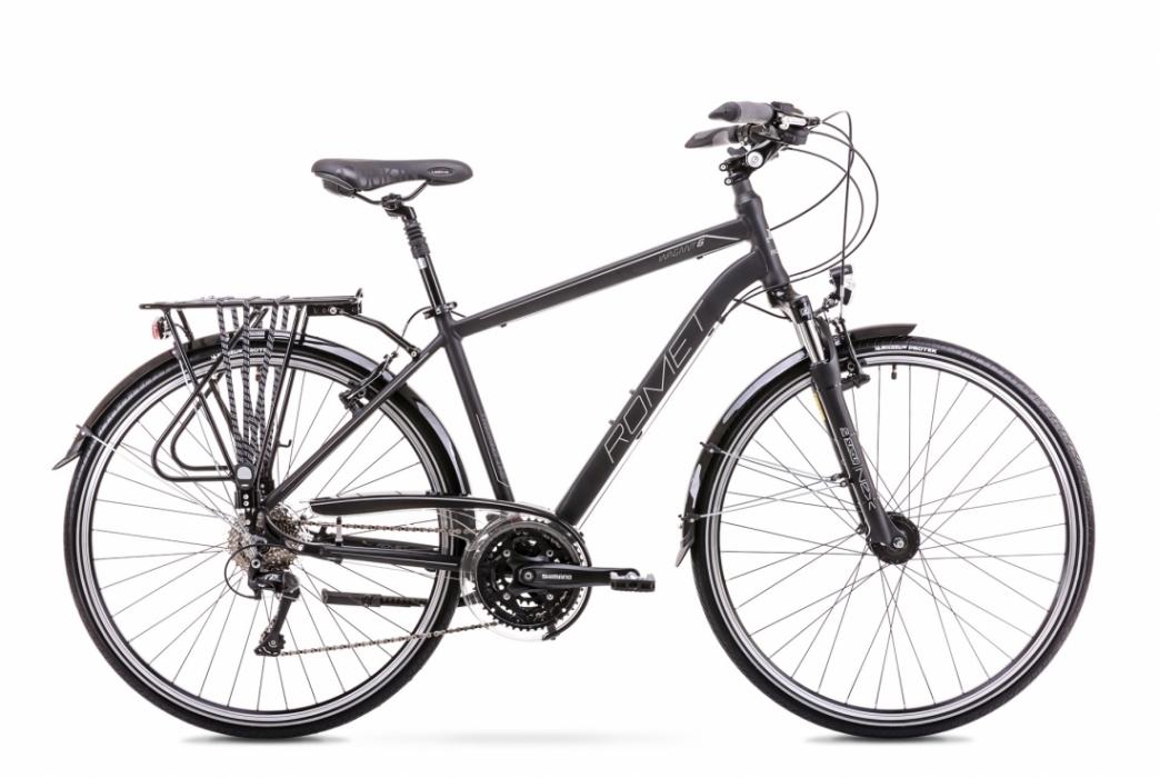ROMET WAGANT 6 2019 férfi trekking túra kerékpár