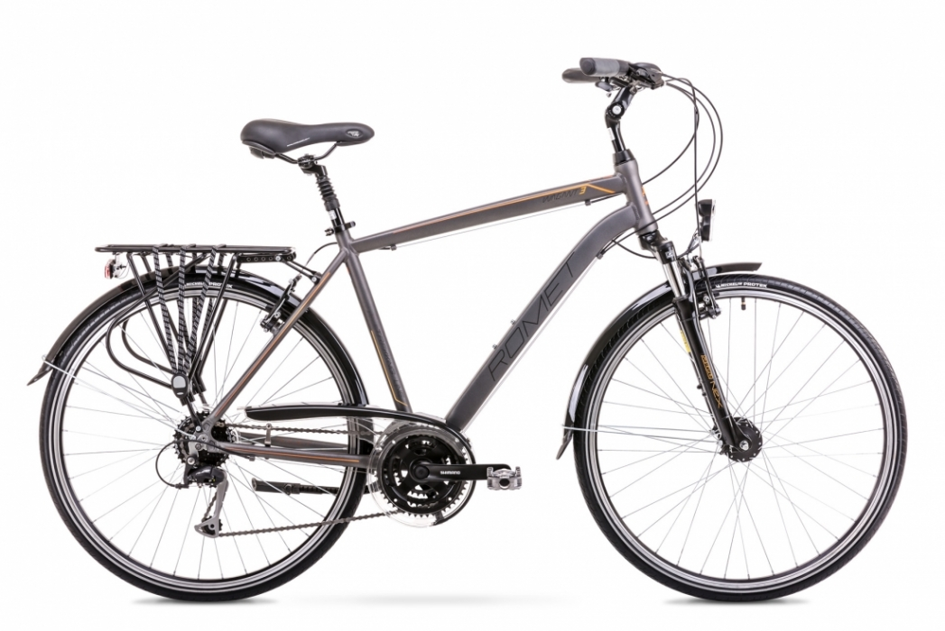 ROMET WAGANT 3 2019 férfi trekking túra kerékpár