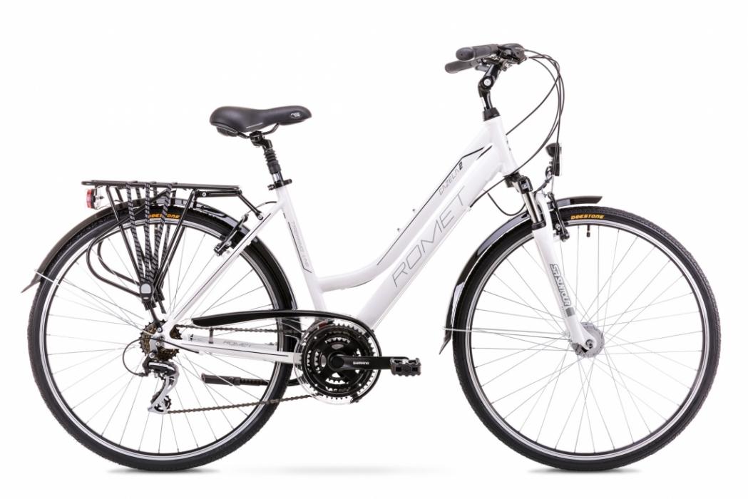 ROMET GAZELA 2 2019 női trekking túra kerékpár