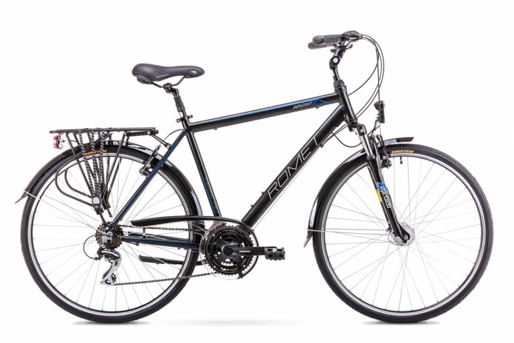 ROMET WAGANT 2 2019 férfi trekking túra kerékpár