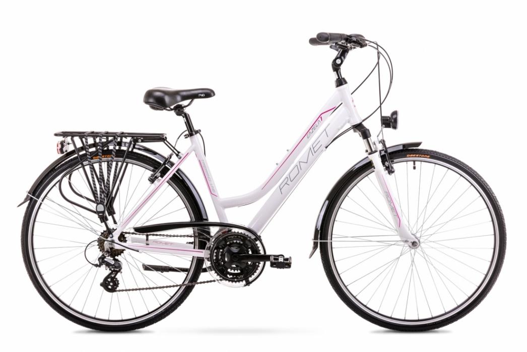 ROMET GAZELA 1 2019 női trekking túra kerékpár