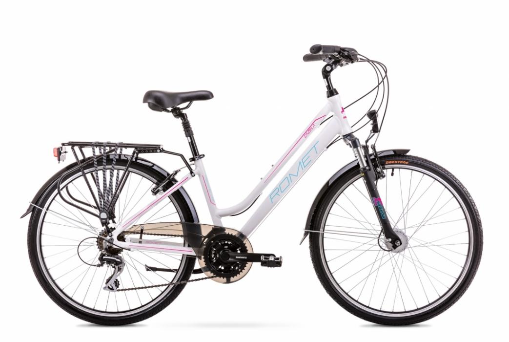 ROMET GAZELA 2 26 2019 női trekking túra kerékpár